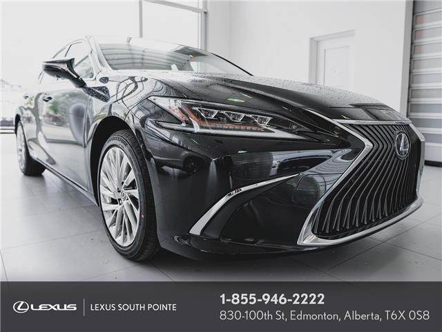 2019 Lexus ES 300h Base (Stk: L900585) in Edmonton - Image 1 of 12
