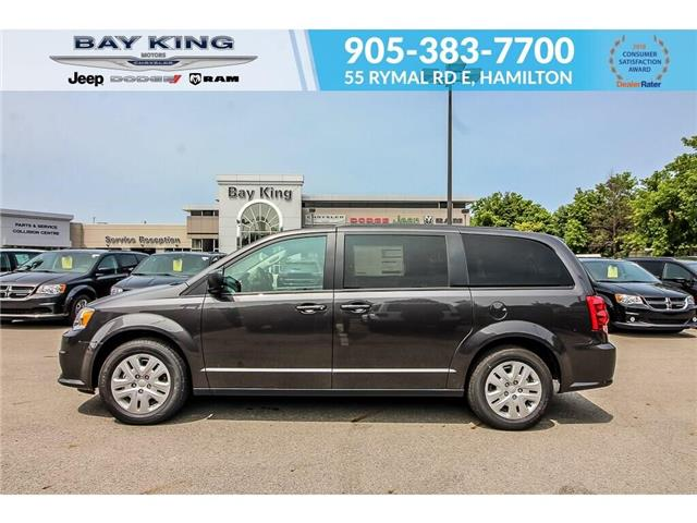 2019 Dodge Grand Caravan CVP/SXT (Stk: 193585) in Hamilton - Image 2 of 25