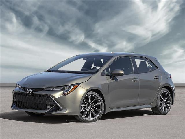 2019 Toyota Corolla Hatchback Base (Stk: 9CB818) in Georgetown - Image 1 of 23