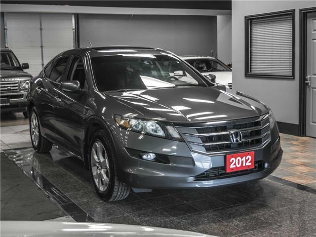 2012 Honda Crosstour EX-L (Stk: 800929) in Toronto - Image 4 of 26