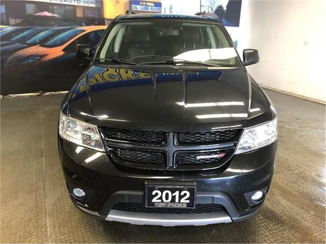 2012 Dodge Journey R/T Rallye (Stk: 300687) in NORTH BAY - Image 2 of 28