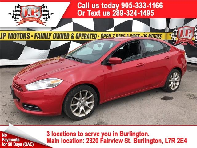 2013 Dodge Dart SXT/Rallye (Stk: 46788) in Burlington - Image 1 of 13