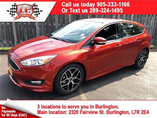 2018 Ford Focus SE (Stk: 47363) in Burlington - Image 1 of 24