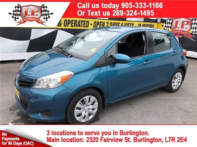 2014 Toyota Yaris LE (Stk: 47397) in Burlington - Image 1 of 13