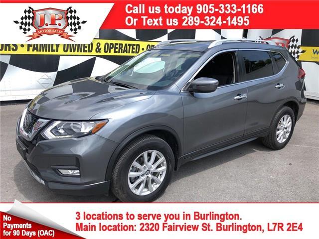 2018 Nissan Rogue SV (Stk: 47439) in Burlington - Image 1 of 16