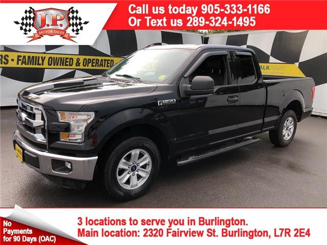 2016 Ford F-150 XLT (Stk: 47177A) in Burlington - Image 1 of 23