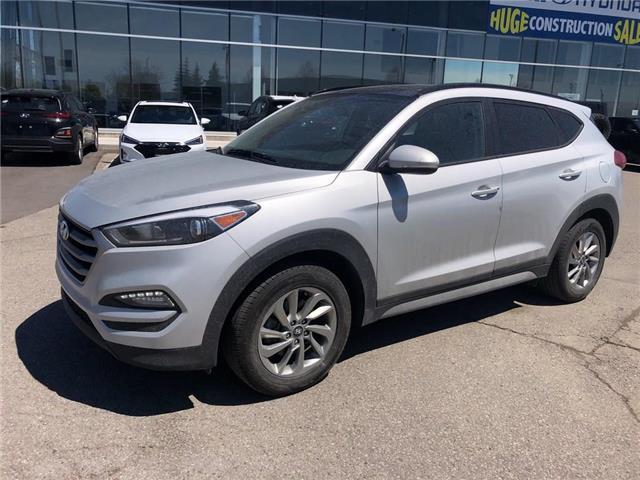 2018 Hyundai Tucson SE AWD (Stk: KM8J3C) in Brampton - Image 2 of 18