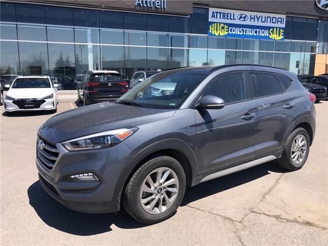 2018 Hyundai Tucson SE (Stk: KM8J3C) in Brampton - Image 1 of 19