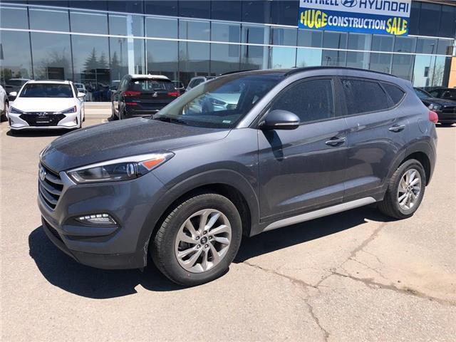 2018 Hyundai Tucson SE (Stk: KM8J3C) in Brampton - Image 2 of 19