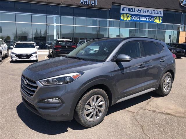 2018 Hyundai Tucson SE (Stk: KM8J3C) in Brampton - Image 1 of 18