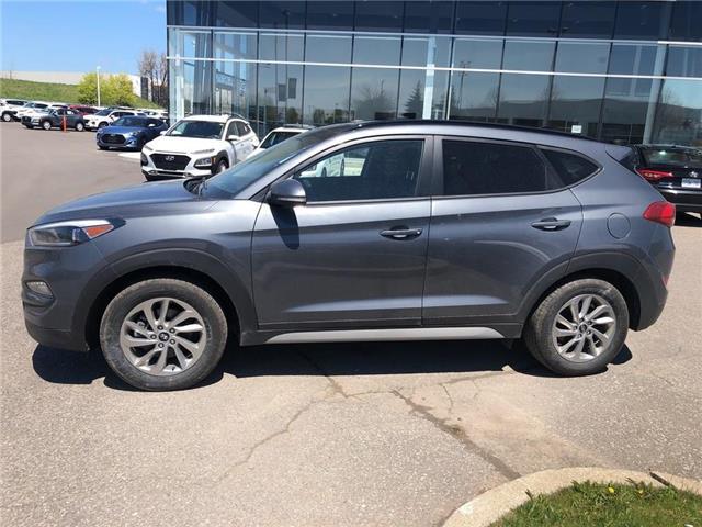 2018 Hyundai Tucson SE (Stk: KM8J3C) in Brampton - Image 2 of 18