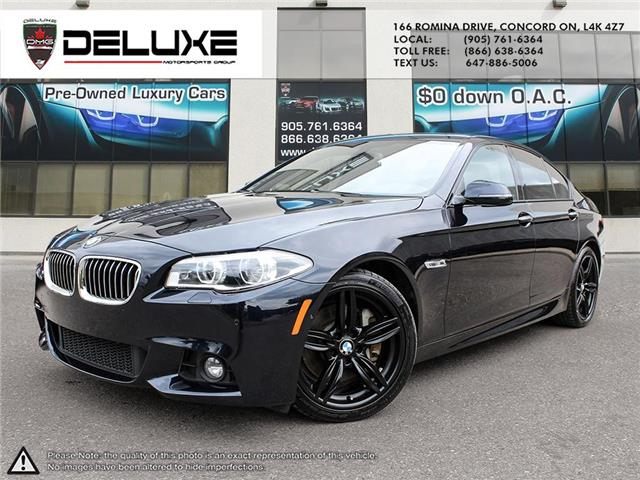 2016 BMW 535d xDrive (Stk: D0612) in Concord - Image 1 of 28