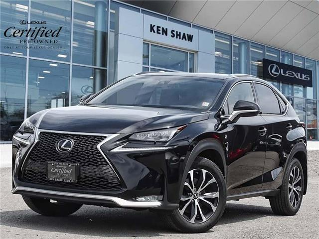 2017 Lexus NX 200t Base (Stk: 16321A) in Toronto - Image 1 of 21