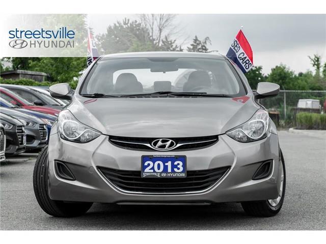 2013 Hyundai Elantra  (Stk: 20EL025A) in Mississauga - Image 2 of 17