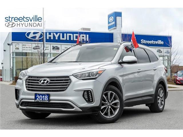 2018 Hyundai Santa Fe XL  (Stk: P0698) in Mississauga - Image 1 of 21