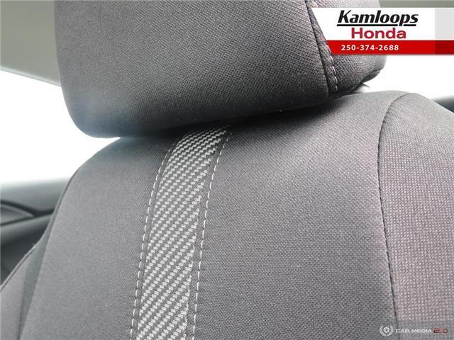 2017 Honda Civic LX (Stk: 14255A) in Kamloops - Image 21 of 25