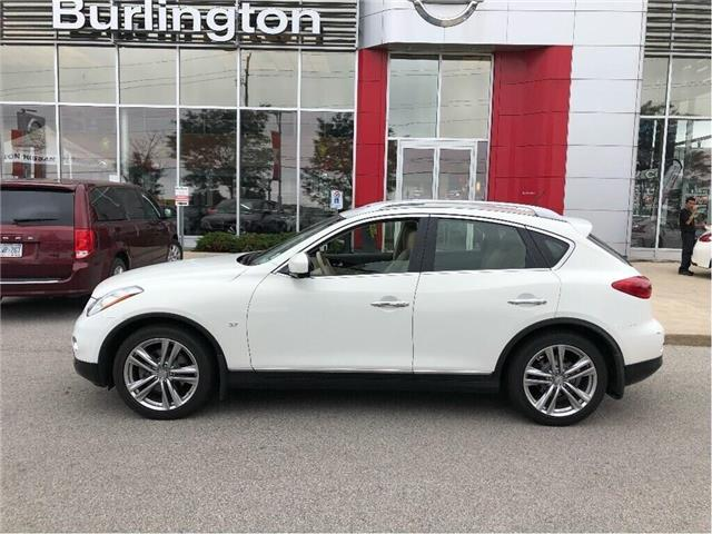 2014 Infiniti QX50 Journey (Stk: X4332B) in Burlington - Image 2 of 20