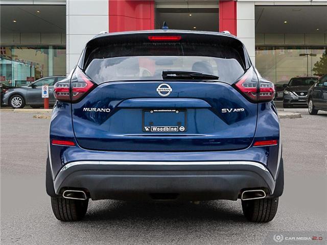2019 Nissan Murano SV (Stk: MU19-001) in Etobicoke - Image 5 of 26