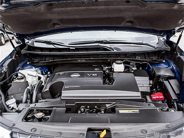 2019 Nissan Murano SV (Stk: MU19-001) in Etobicoke - Image 8 of 26