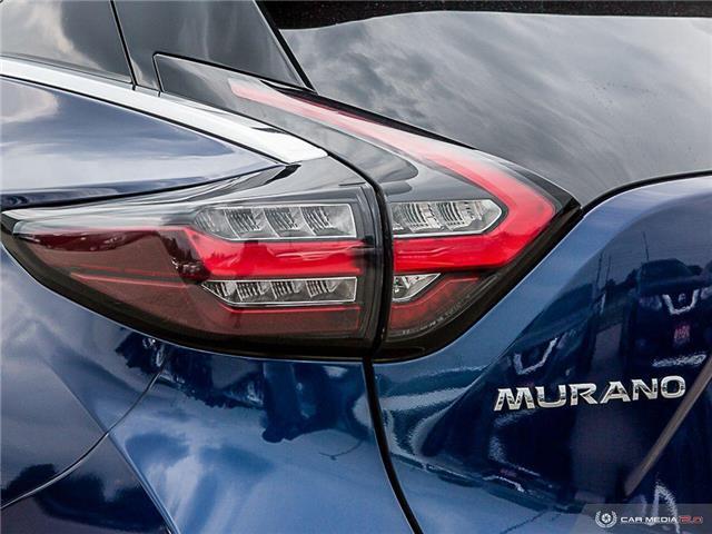 2019 Nissan Murano SV (Stk: MU19-001) in Etobicoke - Image 12 of 26