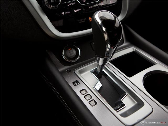 2019 Nissan Murano SV (Stk: MU19-001) in Etobicoke - Image 19 of 26