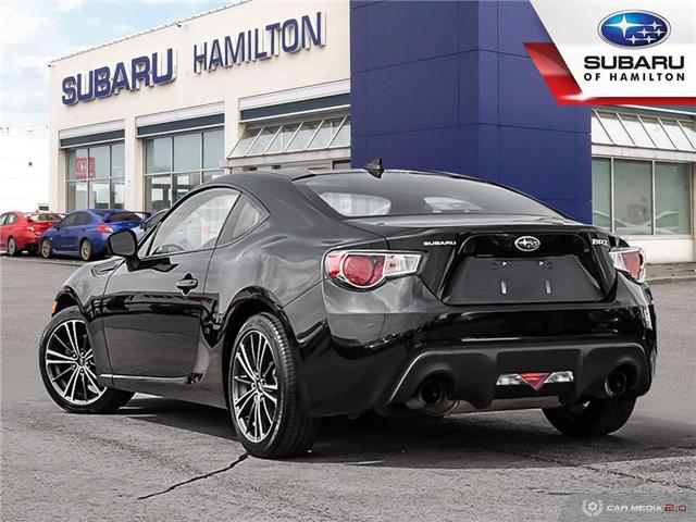2015 Subaru BRZ Sport-tech (Stk: U1475) in Hamilton - Image 4 of 27