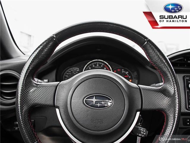 2015 Subaru BRZ Sport-tech (Stk: U1475) in Hamilton - Image 7 of 27