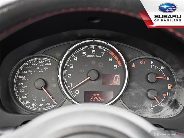 2015 Subaru BRZ Sport-tech (Stk: U1475) in Hamilton - Image 8 of 27