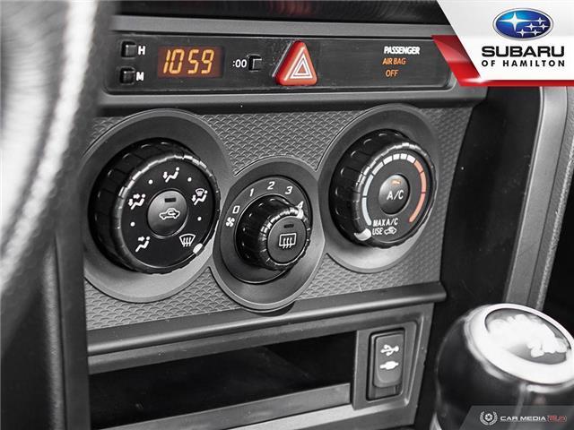 2015 Subaru BRZ Sport-tech (Stk: U1475) in Hamilton - Image 13 of 27
