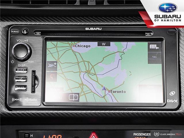 2015 Subaru BRZ Sport-tech (Stk: U1475) in Hamilton - Image 14 of 27