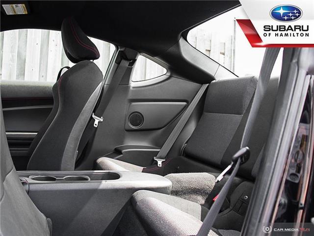 2015 Subaru BRZ Sport-tech (Stk: U1475) in Hamilton - Image 17 of 27