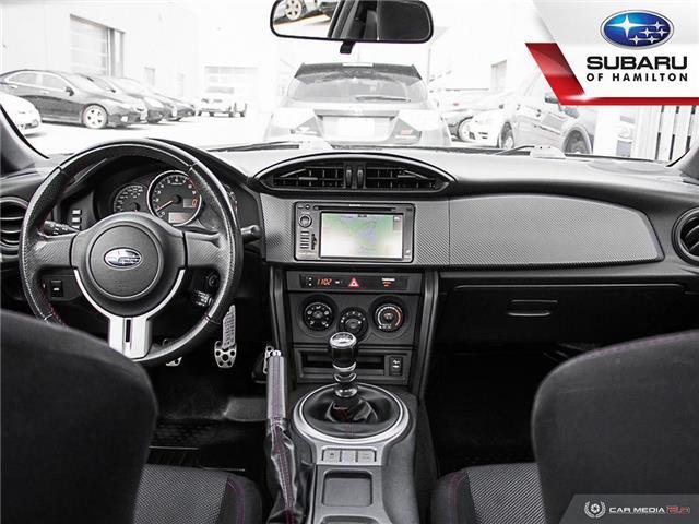 2015 Subaru BRZ Sport-tech (Stk: U1475) in Hamilton - Image 18 of 27