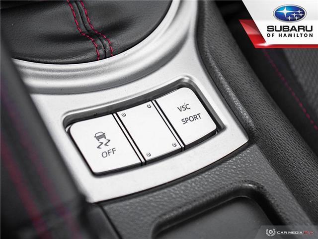 2015 Subaru BRZ Sport-tech (Stk: U1475) in Hamilton - Image 20 of 27