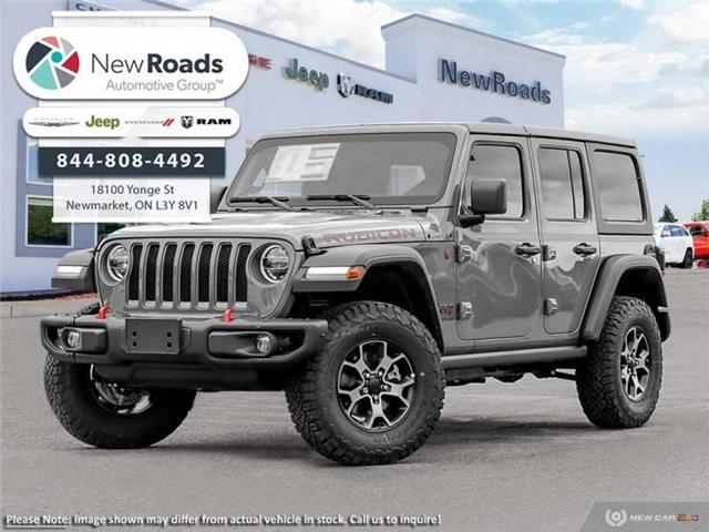 2019 Jeep Wrangler Unlimited Rubicon (Stk: W19197) in Newmarket - Image 1 of 23