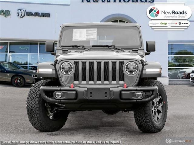 2019 Jeep Wrangler Unlimited Rubicon (Stk: W19197) in Newmarket - Image 2 of 23