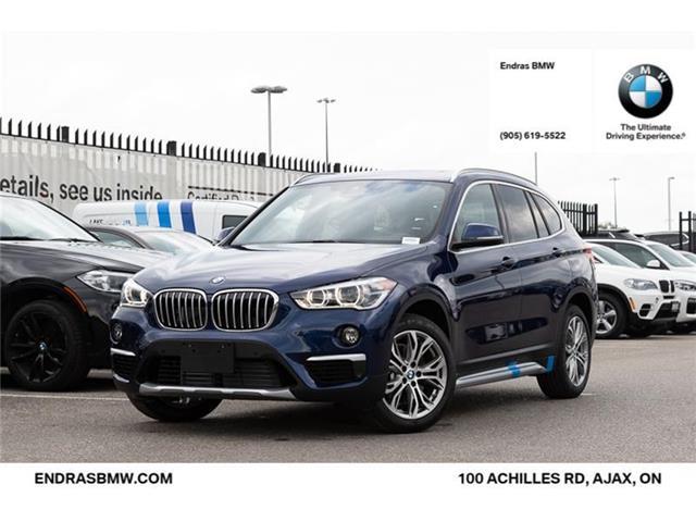 2019 BMW X1 xDrive28i (Stk: 12944) in Ajax - Image 1 of 20