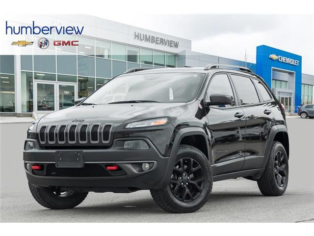 2016 Jeep Cherokee Trailhawk (Stk: 19BZ023A) in Toronto - Image 1 of 20