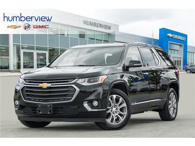 2018 Chevrolet Traverse Premier (Stk: 19TZ071A) in Toronto - Image 1 of 21