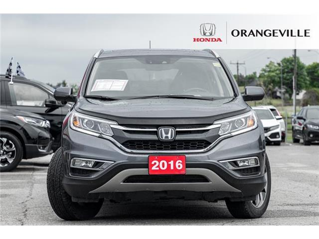 2016 Honda CR-V Touring (Stk: P19081A) in Orangeville - Image 2 of 21