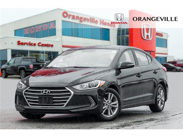 2018 Hyundai Elantra GL (Stk: U3195) in Orangeville - Image 1 of 18