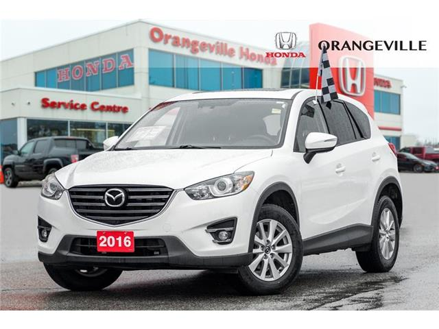 2016 Mazda CX-5 GS (Stk: V19181A) in Orangeville - Image 1 of 19