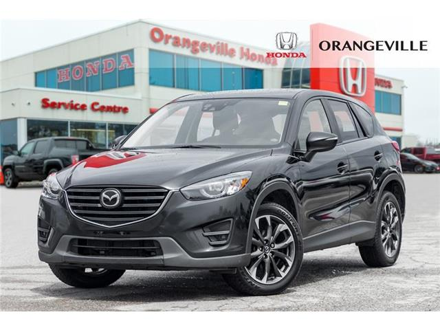 2016 Mazda CX-5 GT (Stk: V19284A) in Orangeville - Image 1 of 20