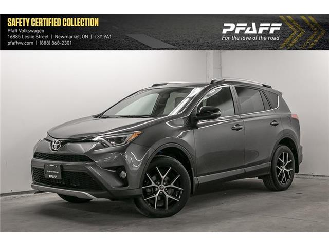 2016 Toyota RAV4 SE (Stk: 19527A) in Newmarket - Image 1 of 22