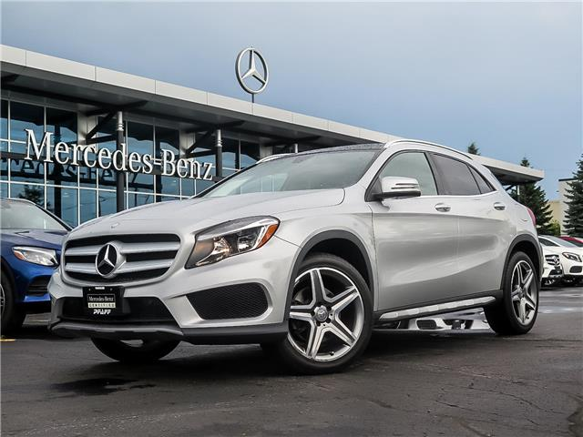 2015 Mercedes-Benz GLA-Class Base (Stk: K3865) in Kitchener - Image 1 of 28