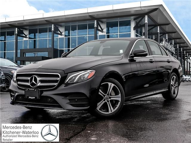 2019 Mercedes-Benz E-Class Base (Stk: 38635) in Kitchener - Image 1 of 18