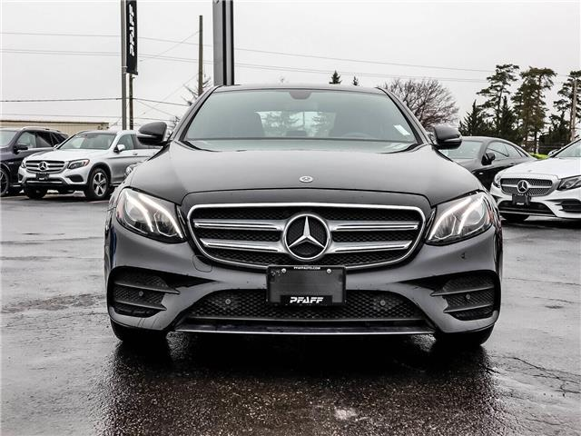 2019 Mercedes-Benz E-Class Base (Stk: 38635) in Kitchener - Image 2 of 18