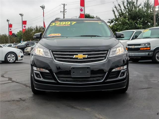 2017 Chevrolet Traverse 2LT (Stk: 5658ZA) in Burlington - Image 2 of 30