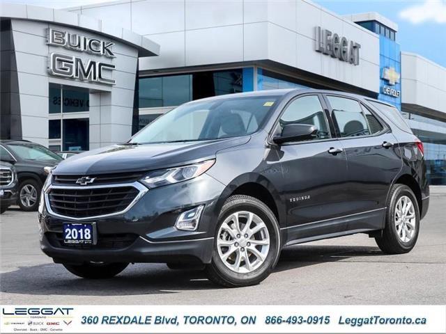 2018 Chevrolet Equinox LS (Stk: T11603) in Etobicoke - Image 1 of 23