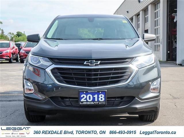 2018 Chevrolet Equinox LS (Stk: T11603) in Etobicoke - Image 2 of 23