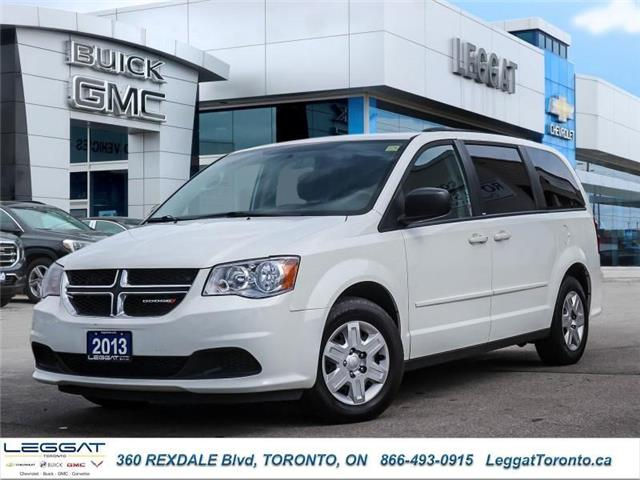 2013 Dodge Grand Caravan SE/SXT (Stk: T11597A) in Etobicoke - Image 1 of 22